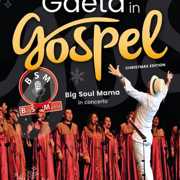 Speciale camera con vista sul concerto GOSPEL: 30 Dicembre 2016